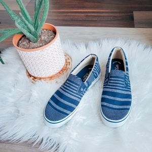 NWT Sperry slip ons